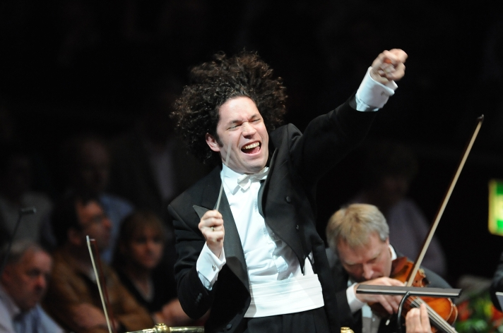 Gustavo Dudamel Photo by: Chris Christodoulou