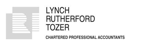 Lynch Rutherford Tozer logo