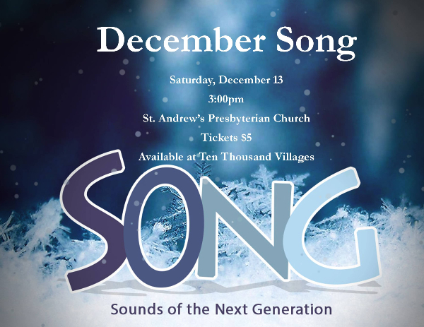 December Song poster