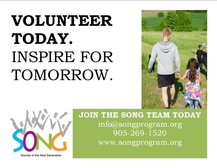 Volunteer ad Aug 2016